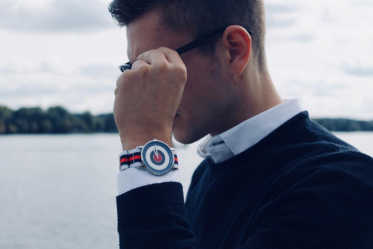 Charles BowTie - nowa marka zegarków w Polsce!