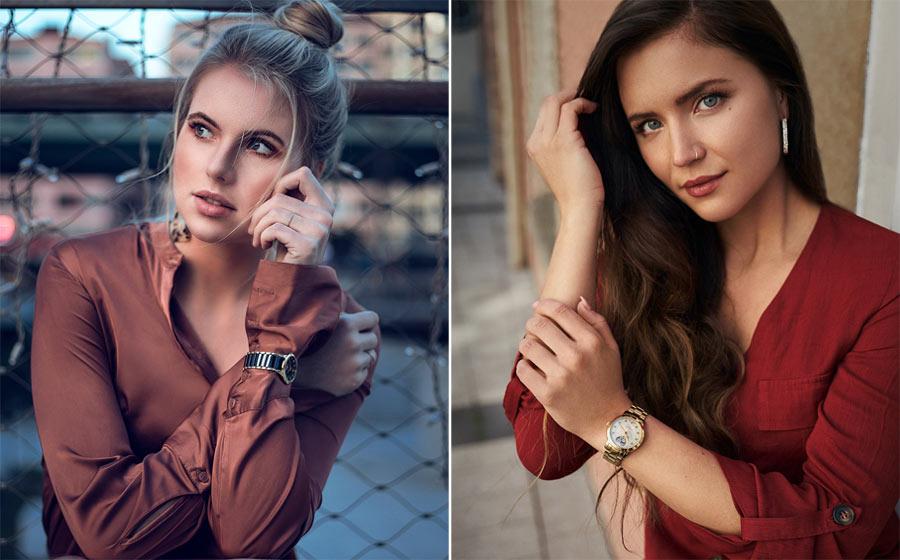 Roamer zegarki damskie
