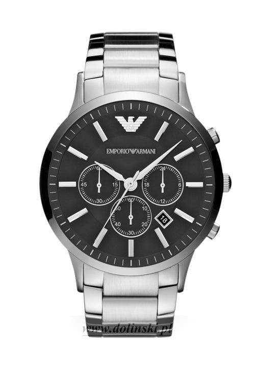 ef0e3b6b9019 Męski zegarek Emporio Armani Classic Renato AR2460