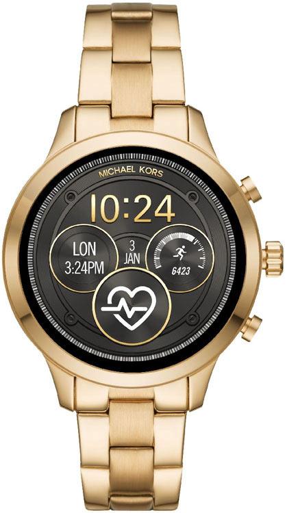 e80514681febc Michael Kors Access MKT5045 Runway smartwatch damski ...
