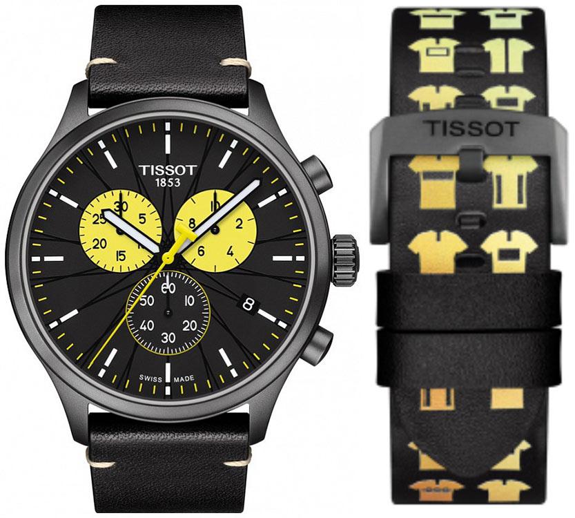 82a014daec43bf Tissot T116.617.36.051.11 Chrono XL Tour de France 2019 zegarek męski.