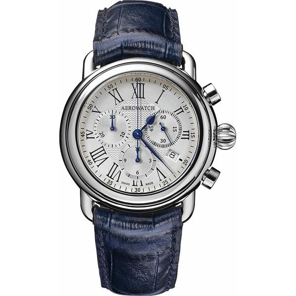 Aerowatch 1942 Chrono Quartz 84934 AA08 zegarek męski z chronografem
