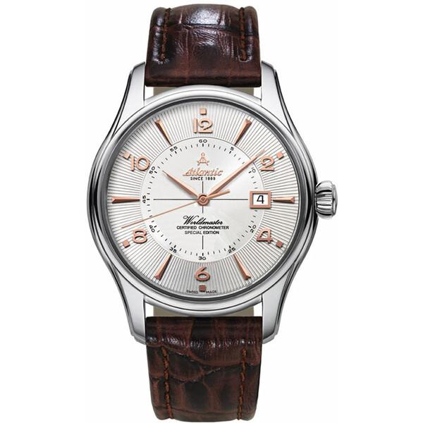 Atlantic 52753.41.25R Worldmaster 1888 Chronometer COSC zegarek automatyczny.