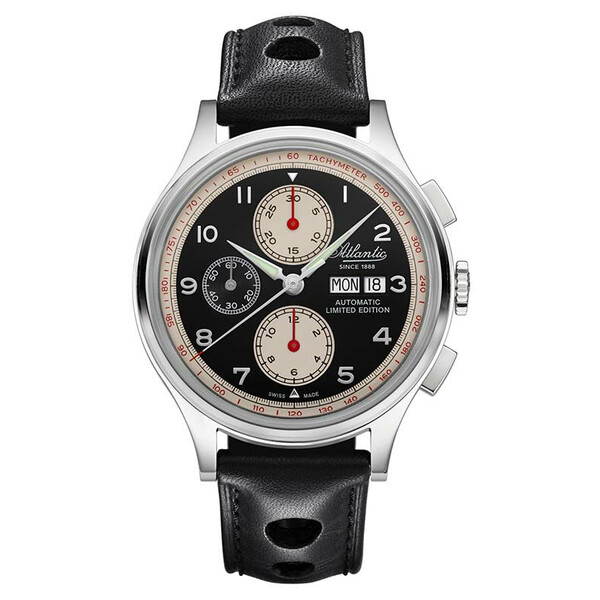 Atlantic Worldmaster Valjoux Limited Edition 55852.41.63 zegarek męski.