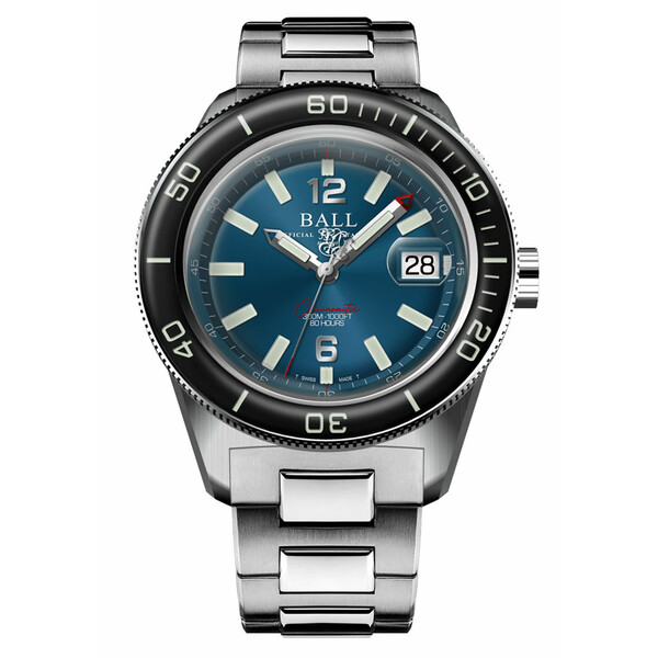 Ball Engineer M Skindiver III DD3608A-S1C-BE zegarek męski