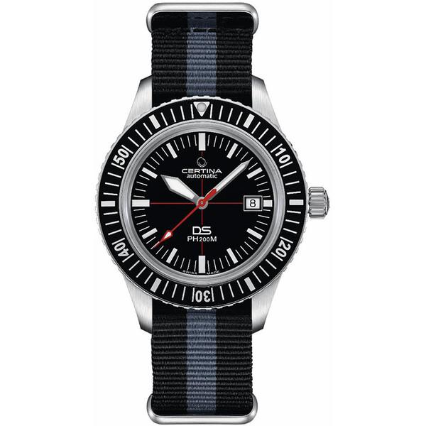 Zegarek Certina DS PH200M Powermatic 80 na pasku NATO