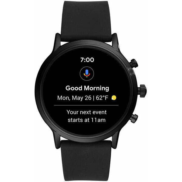 Fossil Carlyle 5 GEN Smartwatches FTW4025. Smartwatch 5 generacji, zegarek męski.