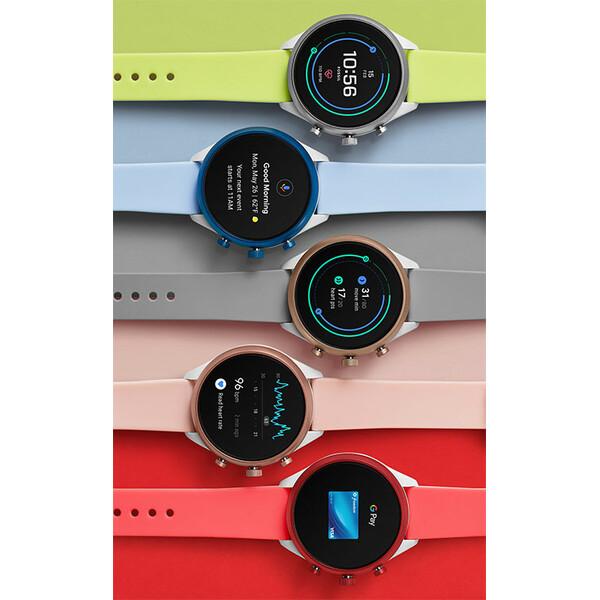 Fossil Sport Smartwatches wersje kolorystyczne zegarków