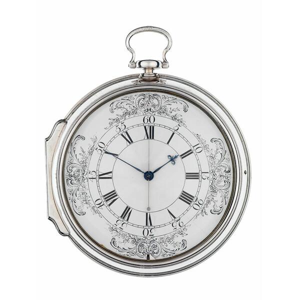 Zegarek Jamesa Cooka Harrison Chronometer Nr. 4
