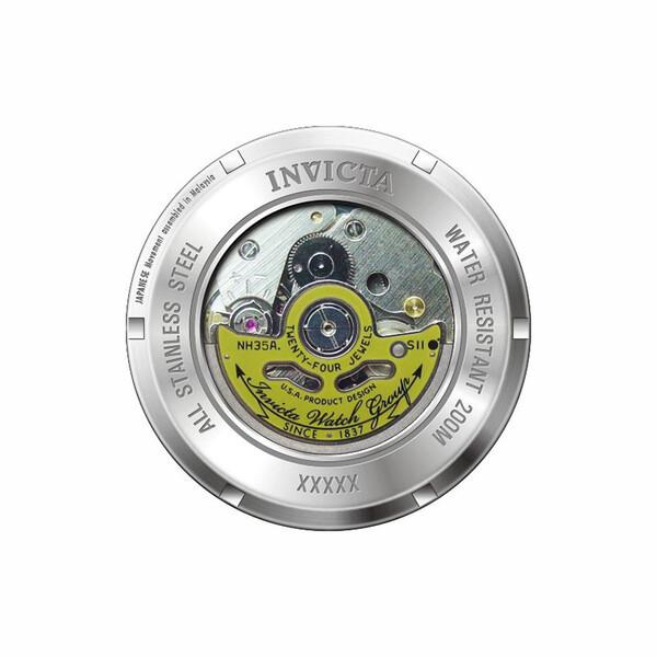Invicta Pro Diver zegarek z przeszklonym deklem