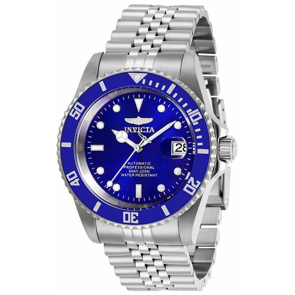 Invicta Pro Diver 29179 zegarek męski w niebieskiej