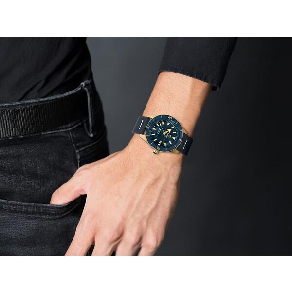 Rado HyperChrome Captain Cook R32504205 Bronze - zegarek z brązu!