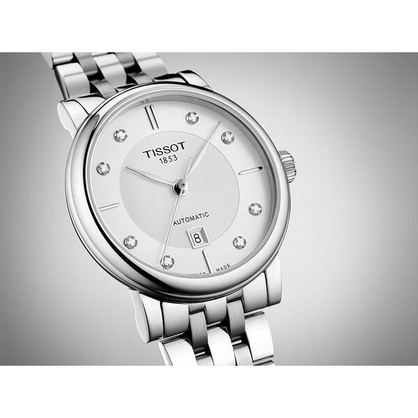 Tarcza Tissot Carson Premium Automatic Lady T122.207.11.036.00
