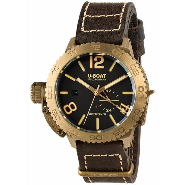 U-BOAT Doppiotempo Bronze 9008 zegarek męski.