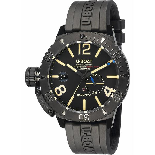 U-BOAT Sommerso DLC 9015 zegarek męski.