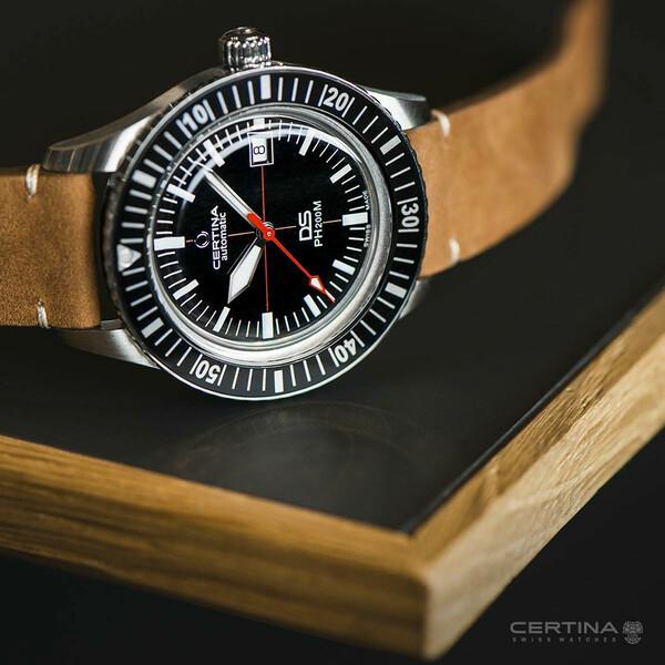 Zegarek Certina DS PH200M Powermatic 80 na pasku