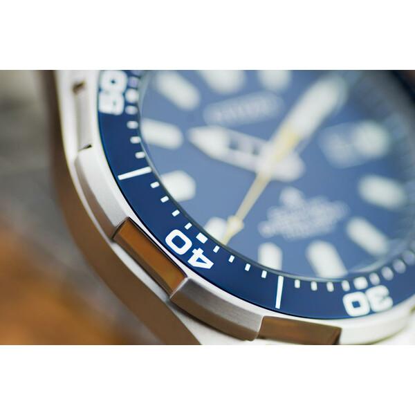Bezel Citizen Promaster Professional Diver BN0201-88L