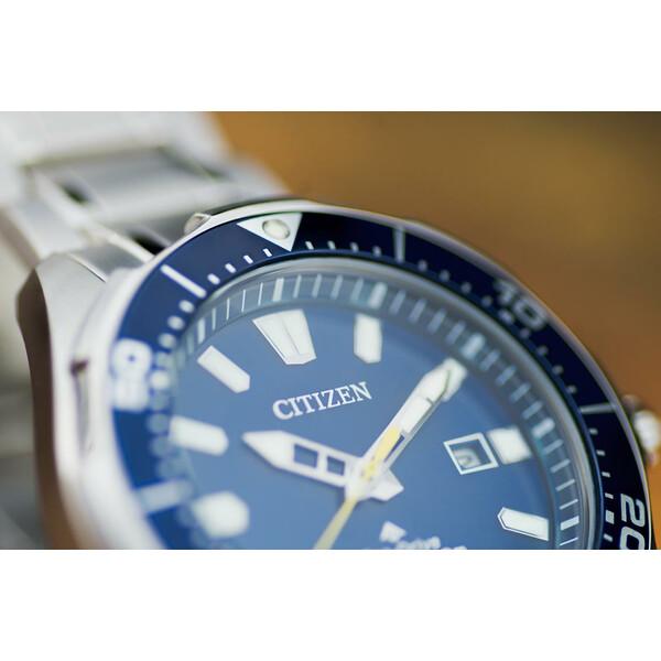 Indeksy Citizen Promaster Professional Diver BN0201-88L