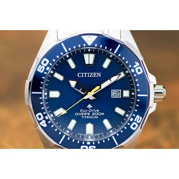 Tarcza Citizen Promaster Professional Diver BN0201-88L
